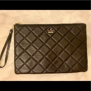 Kate Spade Emerson Place Quilted Clutch